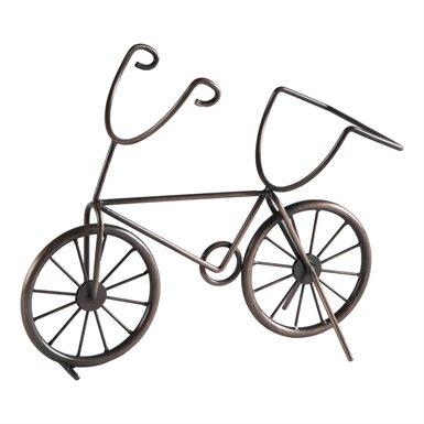 TAG Antique Bike Wine Bottle Holder (205912)