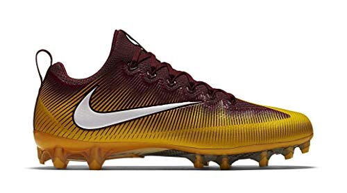 Nike Vapor Untouchable Pro PF Washington Redskins Men's Football Cleats 14 US Cardinal/Gold -