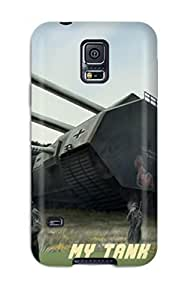Galaxy S5 Case Cover Skin : Premium High Quality Tank Case