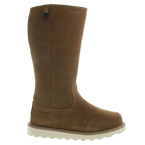 BEARPAW Womens Kimella Boot,Hickory,10 M US