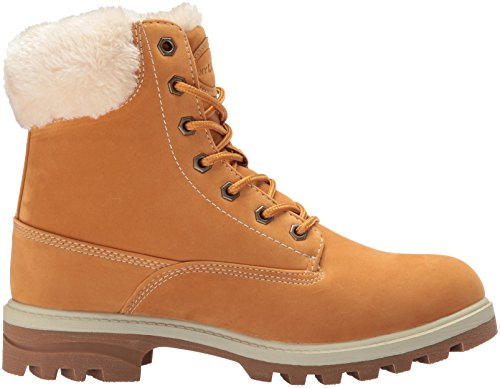 Gum Empire Boot Lugz Fur Hi Winter Golden Cream Women's Wheat zq77w51