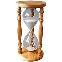 Reloj de Arena Cereza Rústico Relojes de Arena