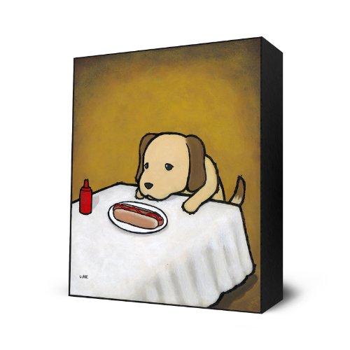 Revenge is A Dish (Dog)