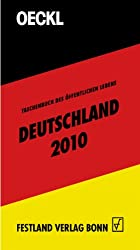 OECKL Taschenbuch des Öffentlichen Lebens - Deutschland 2010, Buchausgabe -
