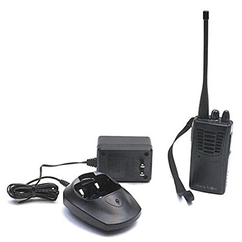 Klein Electronics BLACKBOX-U Blackbox Professional UHF Two-Way Radio, 4 Watt power, 16 Channel and busy channel lock out, Frequency range 430~470Mhz, 2-Tone Encode/Decode by Klein Electronics