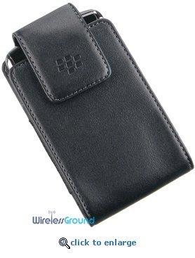 OEM BLACKBERRY SWIVEL HOLSTER CASE FOR BLACKBERRY TOUR 9630 9650 CURVE 8310 8300 8320 8330 Blackberry 8300 Curve Leather