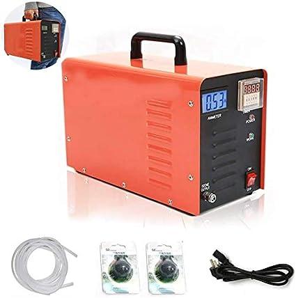 Purificador de aire LCSD 10000mg / H Generador De Ozono For Matar El Moho, Extracción Permanente De Tabaco Y Olores A Humedad En Su Origen, Auto Y Home Ionizadores De Aire Desodorante Del Esterilizado