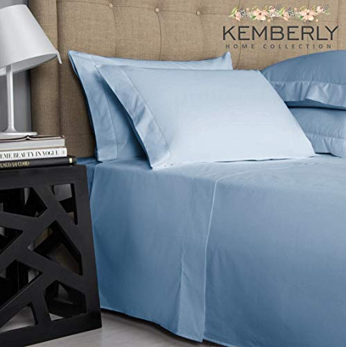 Kemberly Home Collection 800 Thread Count 100% Pure Egyptian Cotton Luxury Sheet Set