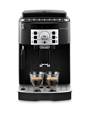 De'longhi Magnifica S – Cafetera Superautomática con 15 Bares de Presión, Cafetera para Espresso y Cappuccino, 13…