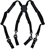 Tactical 365 Operation First Response Nylon Police Duty Belt Suspenders Made in The USA