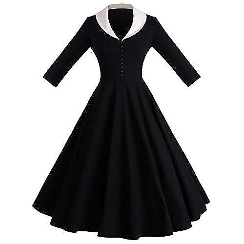 Plus Size 50s Dress Amazon