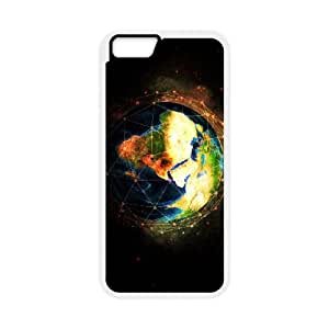 abstract world iphone 6s 4.7 Inch Cell Phone Case White ten-413118