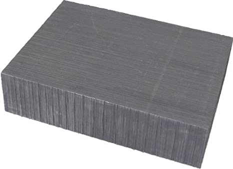 Zen Toolworks?Fine Graphite Mold Blank for Casting Silver