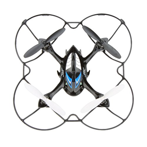JJRC H6C RC Quadcopter, Iusun 6-Axis 360 Degree Rotating 2.4G 4Ch 2MP Camera Quadcopter Drone (Black) by Iusun