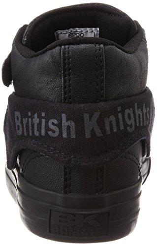 British Knights Damen Roco High-Top NOIR/NOIR