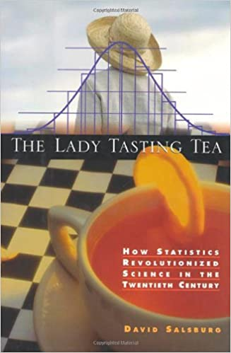 The Lady Tasting Tea: How Statisticians Revolutionized Science in the 20th Century