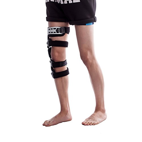 Orthomen OA Unloading Knee Brace for Osteoarthritis Lateral Off Loader Support - Size: Right by Orthomen (Image #4)