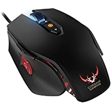 Corsair Gaming M65 RGB Laser Gaming Mouse, Black (Certified Refurbished)