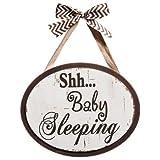 Shabby Elegance Wooden Door Hanger: more info
