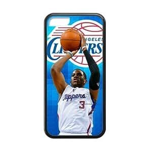 XiFu*Meiiphone 4/4s Phone Case NBA Los Angeles Clippers Chris Paul B-840719XiFu*Mei