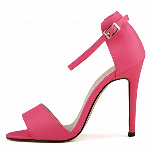Toe Open Robert Femininos Straps Ankle Rose Summer 102 2Ma High Heels Sandals Westbrook Sandalias Pumps Womens wHHxqtaBI