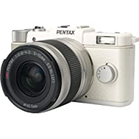 Pentax Q White kit w/02 Standard Zoom Lens Advantages Review Image