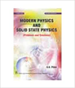 Buy modern physics and solid state physics problems and solutions buy modern physics and solid state physics problems and solutions book online at low prices in india modern physics and solid state physics problems fandeluxe Images