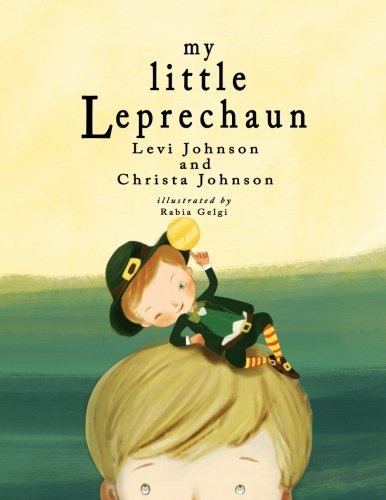 My Little Leprechaun is an endearing story written by a 7yo boy and his mom. See what happens when leprechauns visit him.