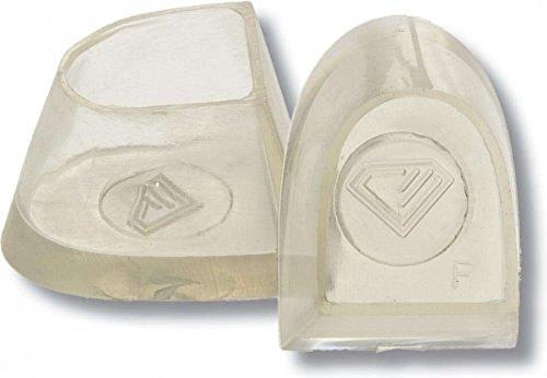 Protettori Tallone Diamante Di Bagliore 1ã â Pair Diamante xwxrPgEA