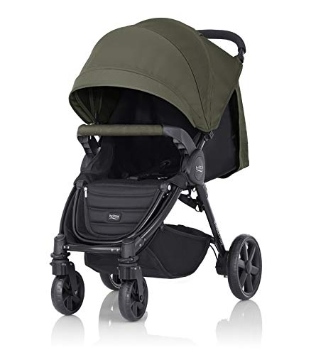 Olive Green britax-romer 2000025711-Agile//b-motion Canopy Pack Verl/ängerbares Kinderwagen
