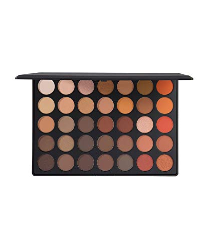 Morphe Brushes 350 - 35 Color Nature Glow Eyeshadow Palette by Morphe Brushes