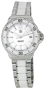 TAG Heuer Women's WAH1213.BA0861 Formula 1 Diamond-Accented Stainless Steel Watch