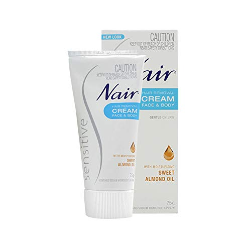 Amazon Com New Look Nair Sensitive Hair Removal Cream Body Hair