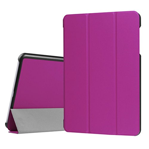 Price comparison product image For Asus ZenPad Z10 ZT500KL 4G LTE 9.7inch Tablet PC,Sunfei Magnetic Auto Sleep Leather Cover Case+Free Gift (Purple)