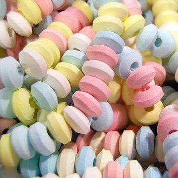 Candy Necklace Unwrapped: 100 - Candy Necklaces Stretchable