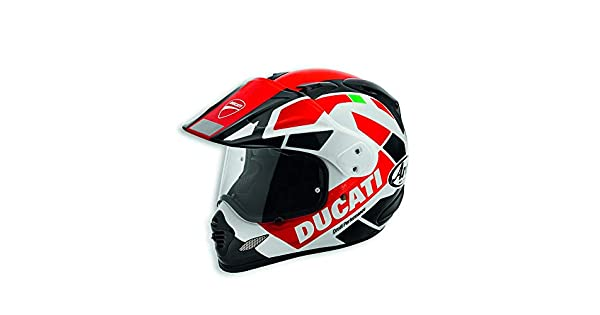 Amazon.com: Ducati Strada Tour V3 Casco integral 98103690 ...