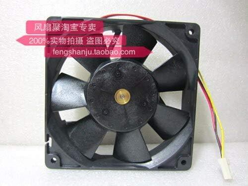 Original Sanyo 109P1212H437 12CM12025 12V0.45A 120 120 25MM double ball cooling fan