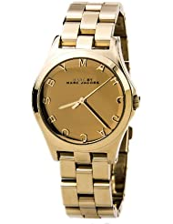Henry Womens Watch Face Color: Gold