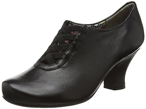 HotterStephanie - Zapatos de Tacón mujer Negro - negro