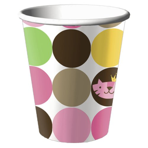 Queen of the Jungle 9 oz. Paper Cups