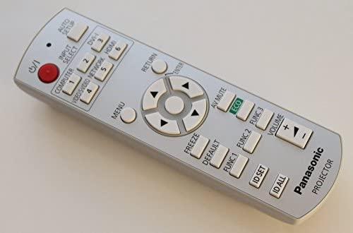 Panasonic N2QAYB000669 mando a distancia para PT-FX400 proyector ...