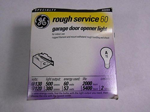 General Electric 60A/S/CDN-TP2/12 Rough Service Garage Door