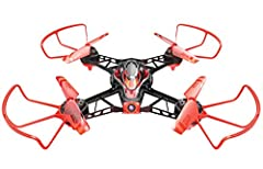 Get ready to race with the Race Vision 220 FPV Pro! Nikko Air has teamed up with DRL (Drone Racing League) to deliver the ultimate drone racing experience leveraging elite drone racing technology, developed by drone racers, designed for futur...