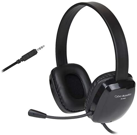 [해외]80 Pack - Stereo HeadsetUnidirectional Noise-Canceling Microphone. CompatiblePC`s Macs Chromebooks Microsoft Surface Tablets Smartphones and Most Gaming Syst (AC-6008) / 80 Pack - Stereo HeadsetUnidirectional Noise-Canceling Microp...