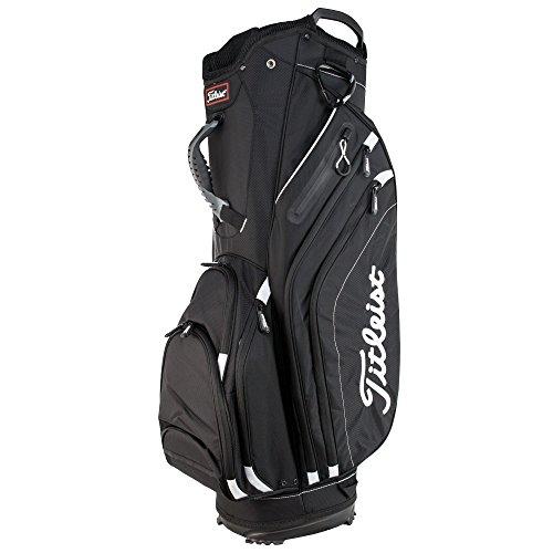 Titleist Lightweight Cart Bag 2017 Black – DiZiSports Store