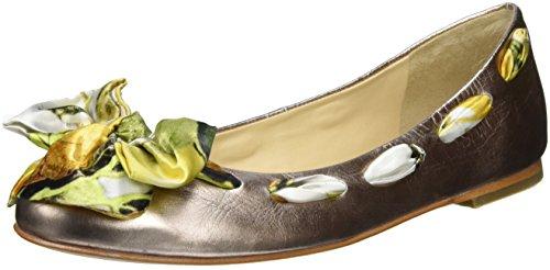 Högl 3-10 0421 4784, Bailarinas Para Mujer Beige (rose/limone4784)