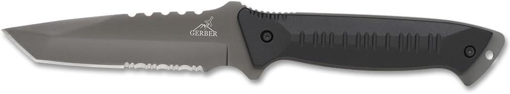 Gerber Warrant mit Tanto-Klinge schwarzen Alugriffen GE/_31-000560