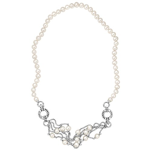 26 Inch Cultured Pearl Necklace - 3