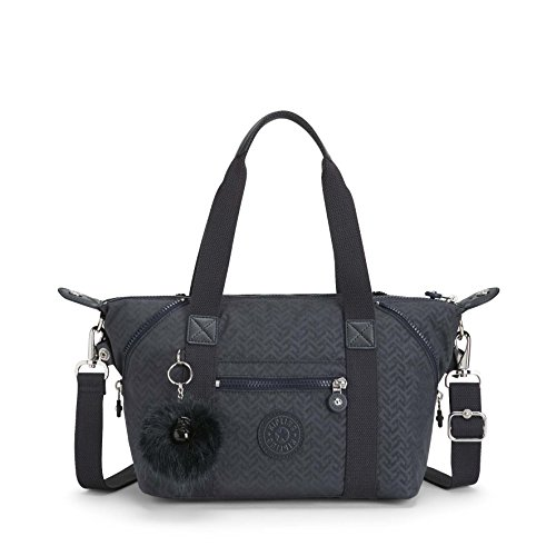 Kipling ART MINI Handbag Night Blue Emb by Kipling
