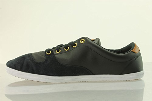 Reebok, Sneaker uomo Black, Brown, White